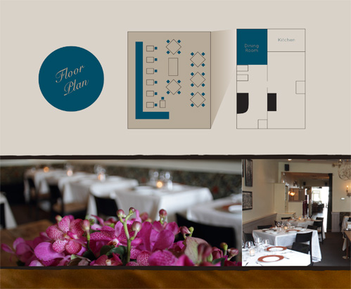 Dining Room Private Event Layout 2
